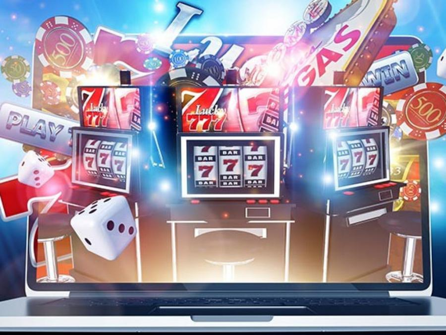 Игровые автоматы в казино